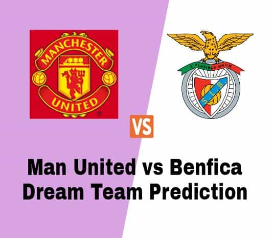 BEN vs MUN Dream11 Football Team Prediction