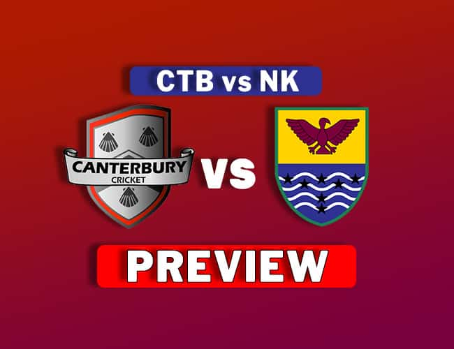 CTB vs NK Dream11 Team Prediction, Preview: Ford Trophy| 2nd Qualifier