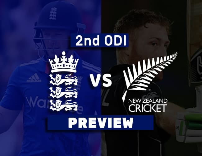 ENG vs NZ 2nd ODI Dream11 Team Prediction and Probable Playing XI: Preview