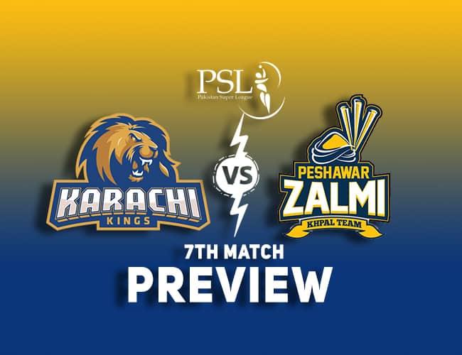 KAR vs PES PSL T20 Dream11 Team Prediction: Preview