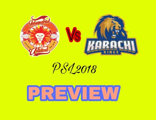 ISL Vs KAR Dream 11 Cricket Prediction