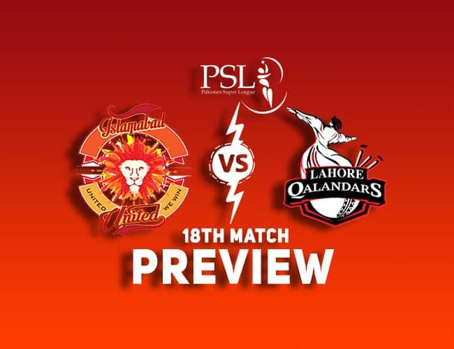 ISL vs LAH PSL T20 Dream11 Team Prediction: Preview  No Russell-No Mustafiz-No Delport