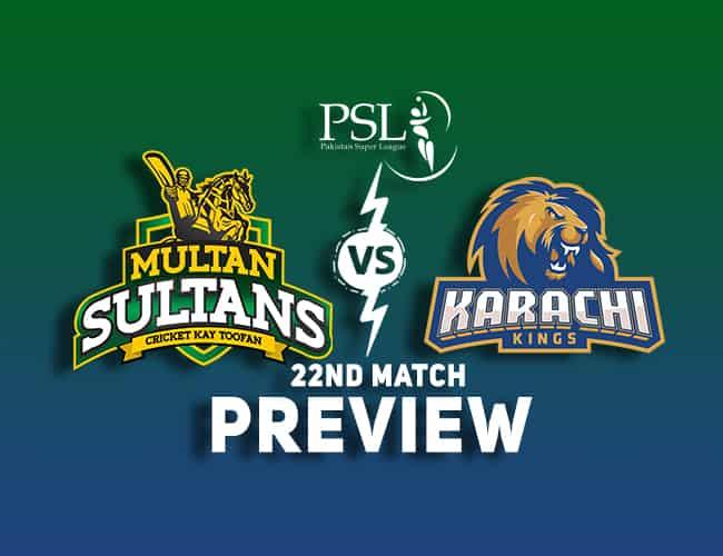 MUL vs KAR PSL T20 Dream11 Team Prediction and Preview: PSL