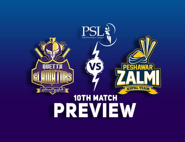QUE vs PES PSL T20 Dream11 Team Prediction: Preview| Back to back match for Quetta