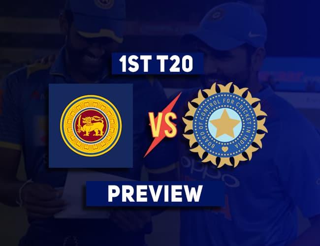 SL vs IND 1st T20 Dream11 Team Prediction: Preview