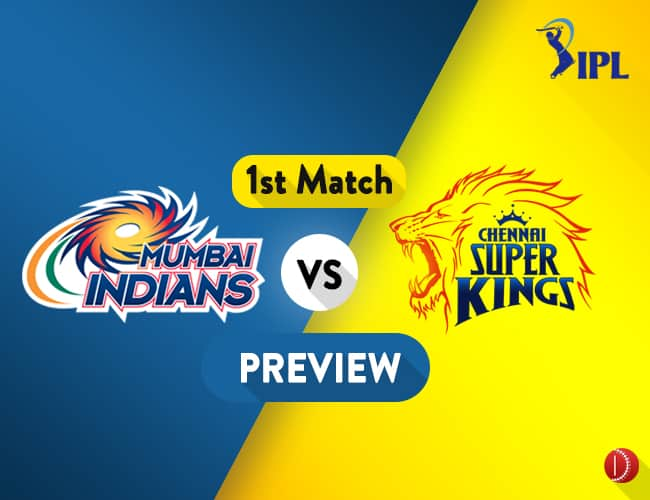 Mumbai vs Chennai Dream11 Team Prediction 1st IPL 2018 Match : PREVIEW