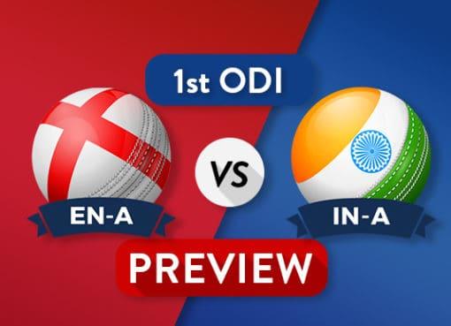 EN-A vs IN-A Dream11 Team Prediction : Preview