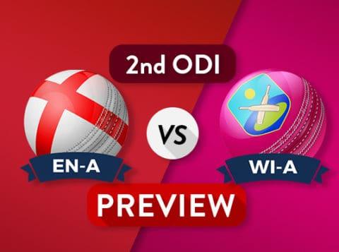 EN-A vs WI-A Dream11 Team Prediction: Preview| Windies join the Tri-series