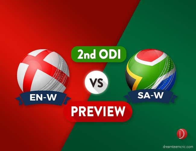 EN-W vs SA-W Dream11 Team Prediction and Probable XI: Preview| 2nd ODI