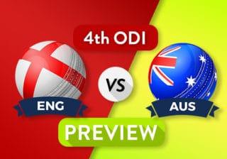 ENG vs AUS Dream11 Team Prediction for 4th ODI: Preview