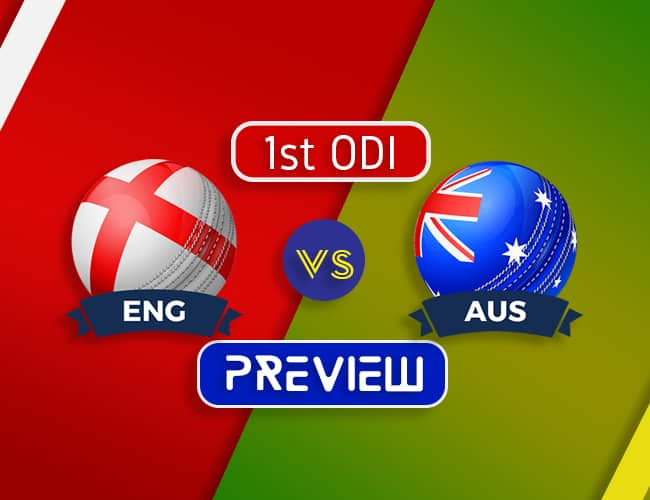 ENG vs AUS Dream11 Team, Prediction and Probable XI: Preview  1st ODI