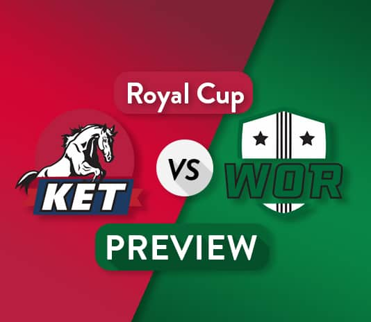 KET vs WOR Dream11 Team Prediction: Preview | First Semi Final