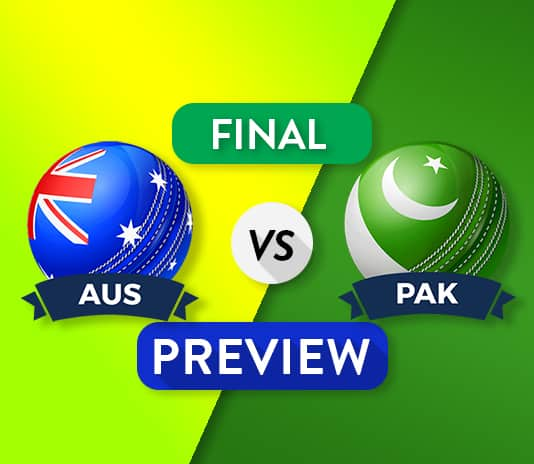 AUS vs PAK Final T20 Dream11 Team Prediction, Probable XI: Preview| The Final