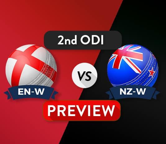 ENG W VS NZ W 2nd ODI Dream11 Team Prediction : Preview