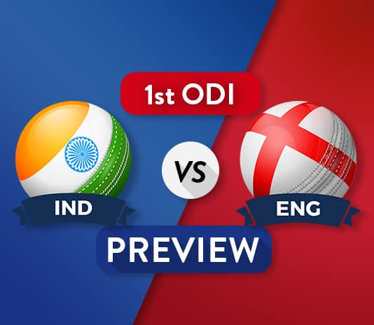 IND vs ENG 1st ODI Dream11 Team Prediction and Probable XI: Preview