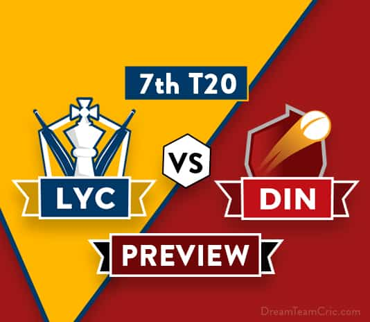 LYC vs DIN Dream11 Team Prediction and Probable XI: Preview