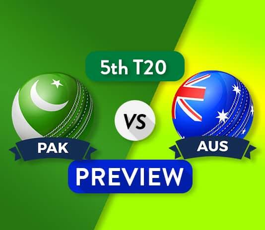 PAK Vs AUS 5th T20 Dream11 Team Prediction, Probable XI: Preview