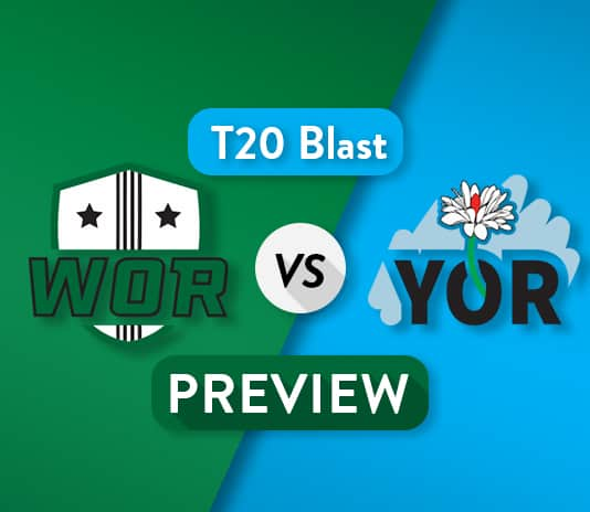 WOR vs YOR Dream11 Team Prediction and Probable XI: Preview
