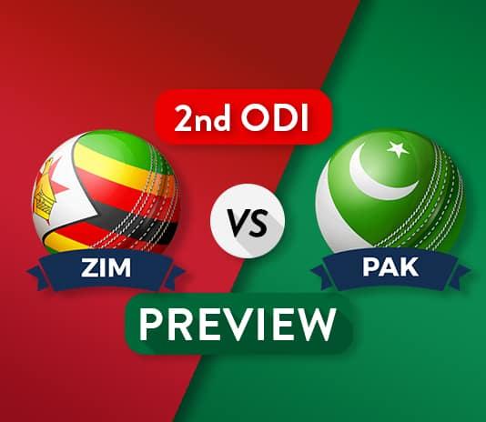 ZIM vs PAK 2nd ODI Dream11 Team Prediction and Probable XI: Preview