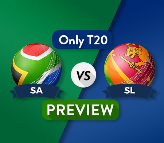 SA vs SL only T20 Dream11 Team Prediction and Probable XI: Preview