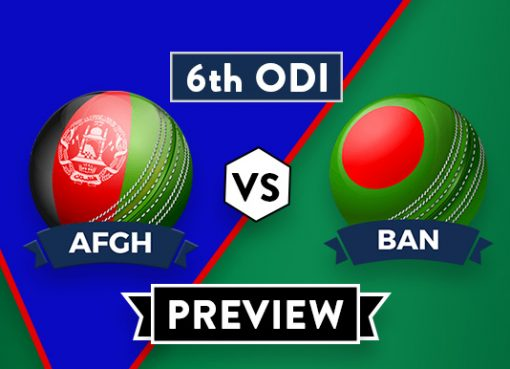 AFGH vs BAN Dream11 Team Prediction of Asia Cup 2018: Preview | Tamim Iqbal injured
