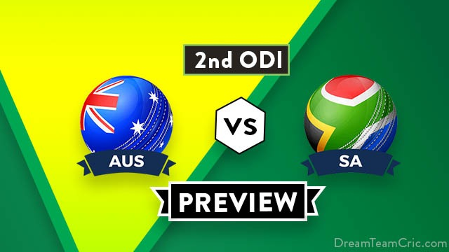 AUS vs SA 2nd ODI Dream11 Team Prediction: Preview|Ben McDermott is added to the squad