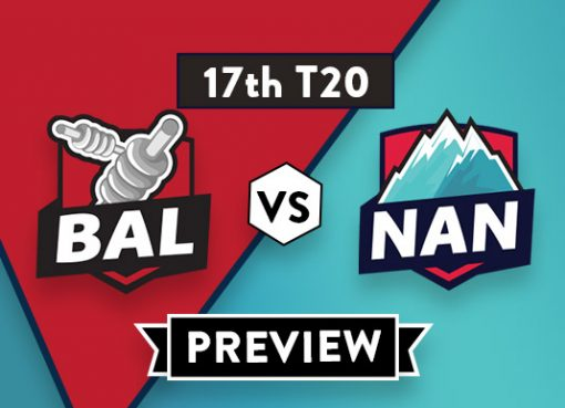 BAL vs NAN Dream 11 Team Prediction of Afghanistan Premier League: Preview