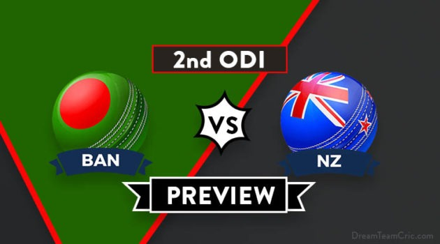BAN vs NZ Dream11 Team