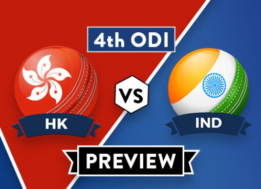 HK vs IND Dream11 Team Prediction of Asia Cup 2018: Preview