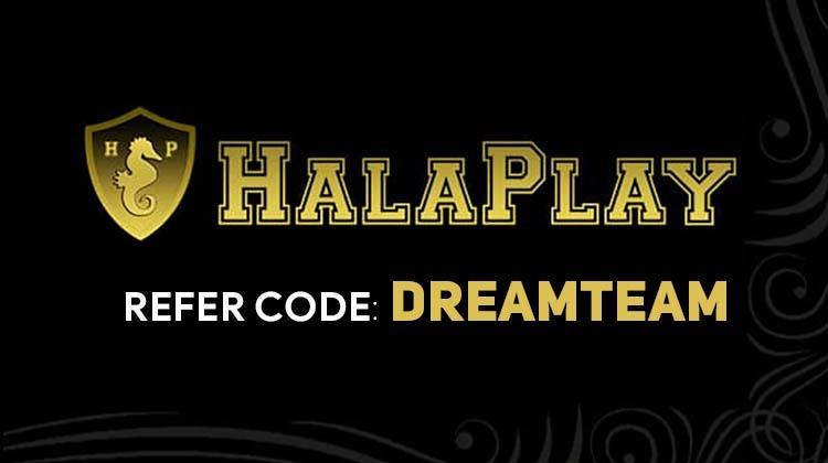 Halaplay Referral Code