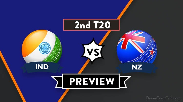 IND vs NZ Dream 11
