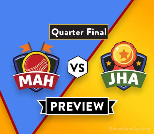 MAH vs JHA Dream11 Team Prediction: Preview | A DO-OR-DIE CONTEST