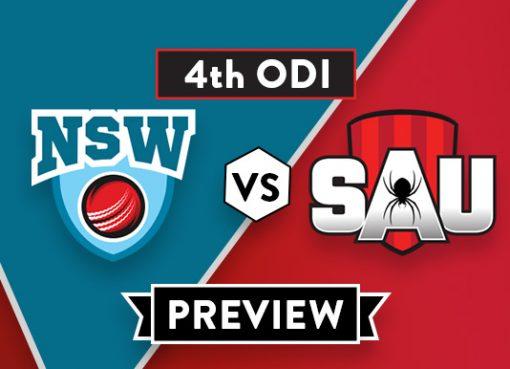NSW VS SAU Dream11 Team Prediction of Aussie ODD Cup: Preview