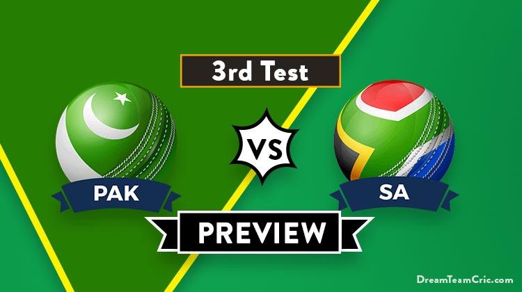 PAK vs SA Dream11 Team
