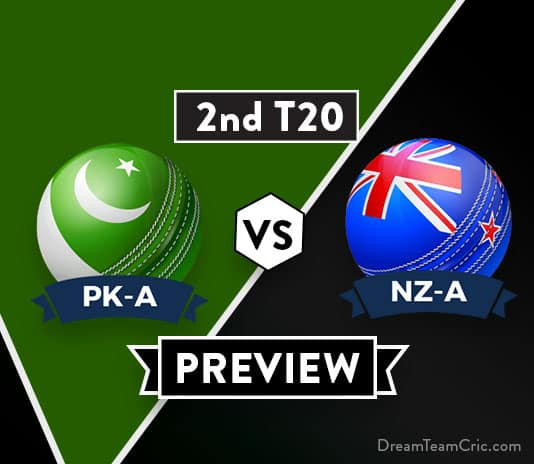 PK-A vs NZ-A Dream11 Team Prediction and Probable XI: Preview
