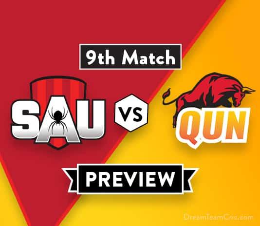 SAU vs QUN Dream11 Team Prediction of Aussie ODD Cup: Preview