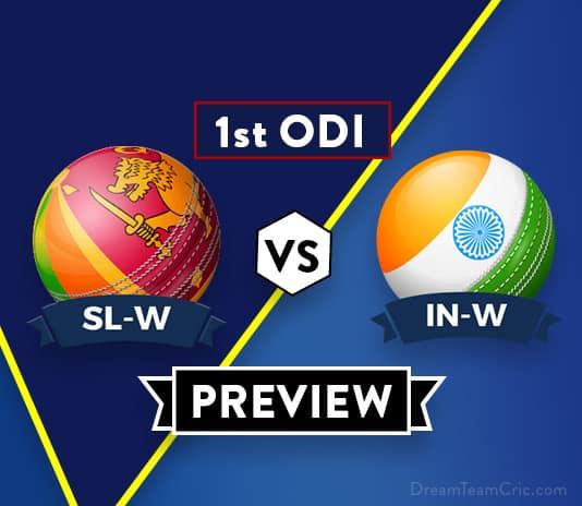 SL-W vs IN-W 1st ODI Dream11 Team Prediction and Probable XI: Preview